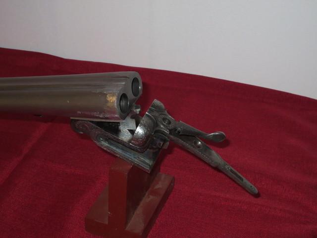 Canon Basculé