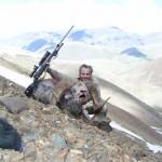 Mountain Rifle 30 378 Weatherby Préparé par G. GRANGER - Lunette LEUPOLD 6.5x20x50 Ret Fine Plex - Tir effectué à 430 mètres.
